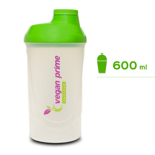 Vegan Prot3in Triplex Shaker 600 ml